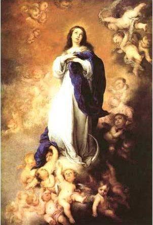 La Inmaculada Concepción.