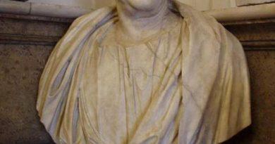 Marco Tulio Cicerón fue un famoso orador y escritor romano cuyas disidencias en cuestiones políticas le hicieron perder literalmente la cabeza