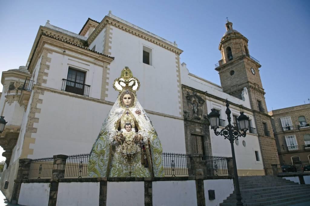 Ntra.Señora del Rosario. La Galeona. Convento de Santo Domingo
