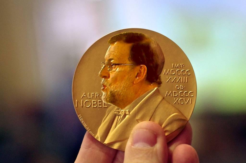 Premio Nobel a Rajoy