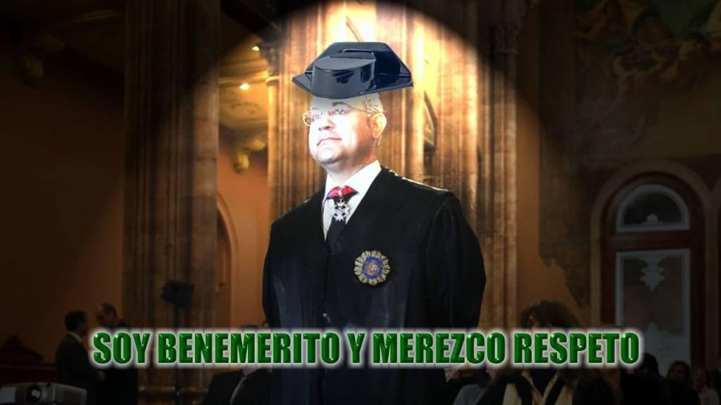 Respeto a Pablo LLanera