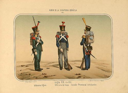 Álbum de la Infantería Española