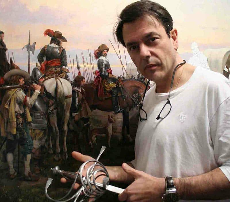 Augusto Ferrer-Dalmau se une a las iniciativas #31EneroTercios con las que pretendemos que se institucionalice el Día de los Tercios