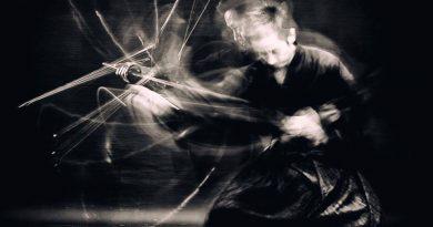 Como samurái, debo fortalecer mi cuerpo