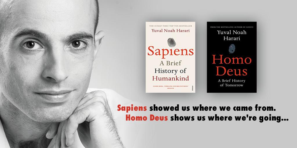 Homo Deus de Yuval Harari