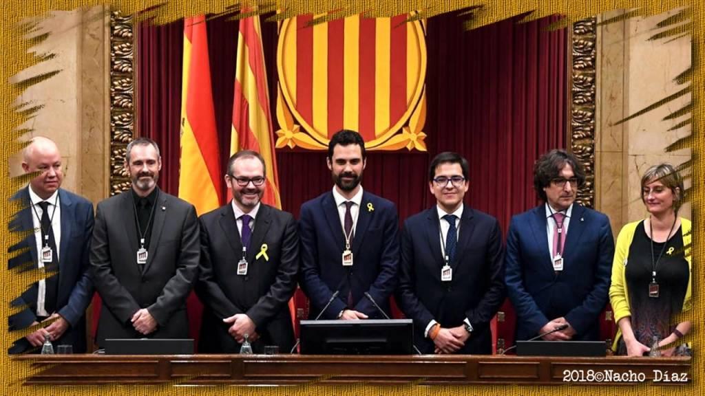 Nueva Mesa del Parlament