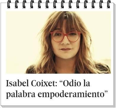 Isabel Coixet: Nunca pensé que tuviéramos algo en común