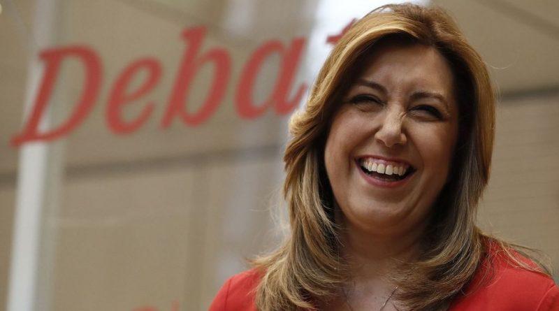SUSANA DIAZ DECLARARA COMO TESTIGO EN EL JUICIO DE LOS ERE