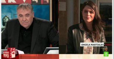 Tras su salida sin explicaciones en Vozpopuli, Ángela Martialay conserva su franquicia con Ferreras
