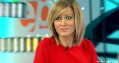 la auto reconocida independentista Susanna Griso, la seudo periodista premio Ondas