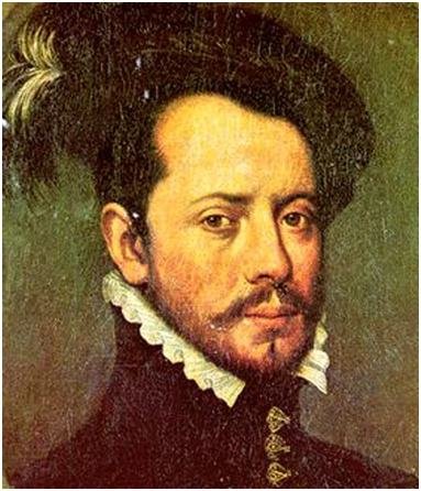 Álvaro de Saavedra Cerón