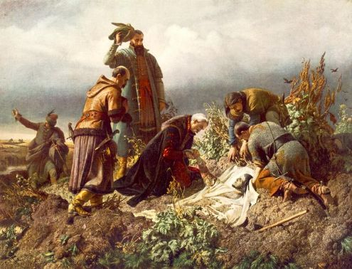 La batalla de Mohacs, que supone la pérdida de Hungría con el apoyo francés en beneficio del turco