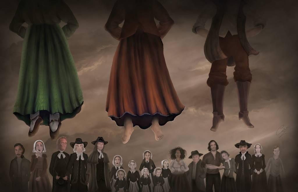 Esta es la verdadera historia de las brujas de Salem
