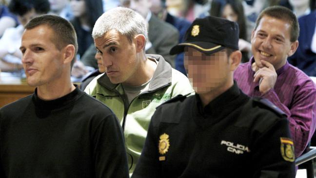Estrasburgo condena a España a indemnizar a los etarras de la T-4
