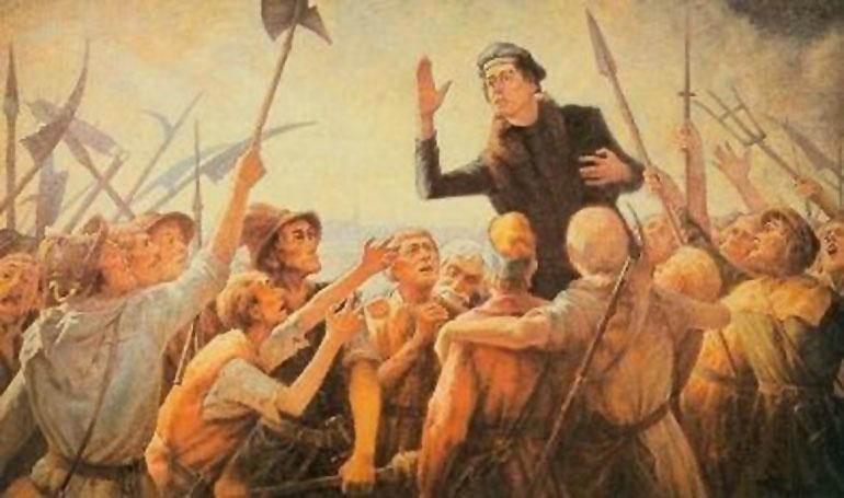 Guerra de los Campesinos