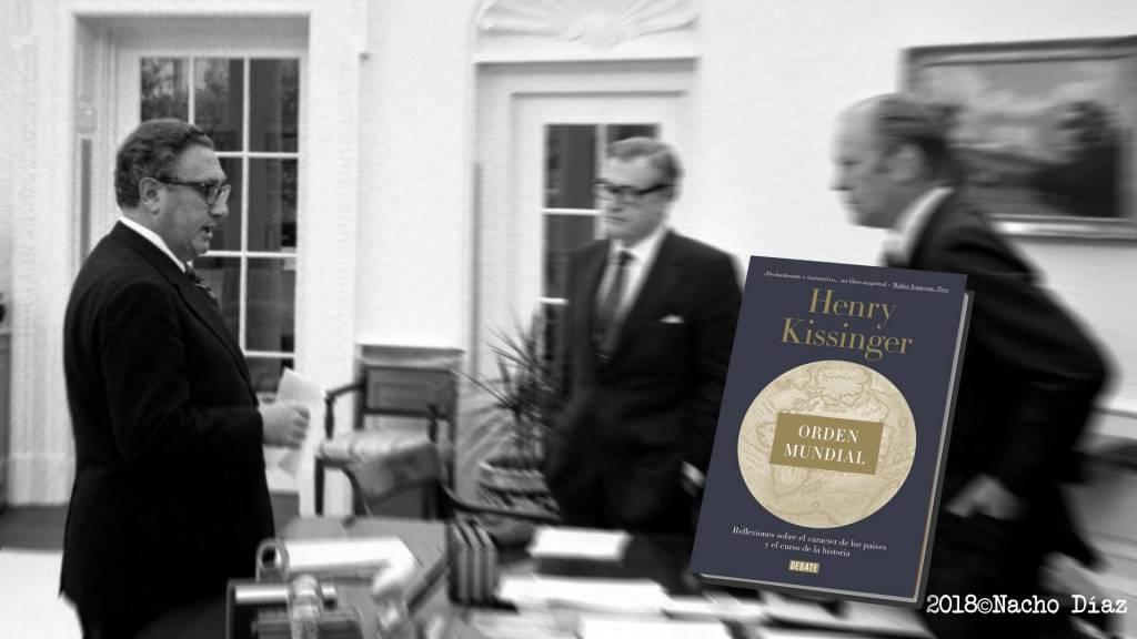 Kissinger, Rockefeller, Ford y Nuevo Orden Mundial