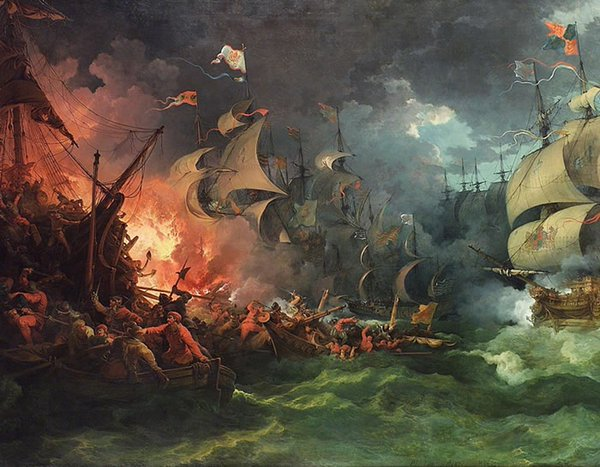 Los Mendigos del Mar eran rebeldes de Zelanda, Holanda y Frisia (amparados por Inglaterra