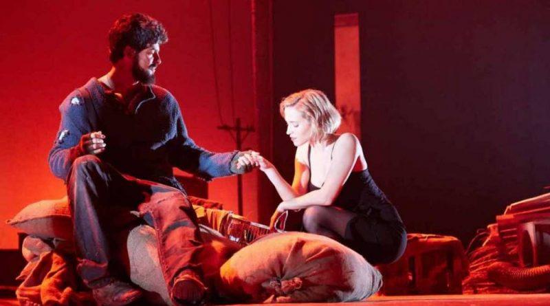 Miguel Ángel Muñoz y Ana Carlota Fernández en Arte Nuevo (Un Homenaje), el debut teatral de José Luis Garci