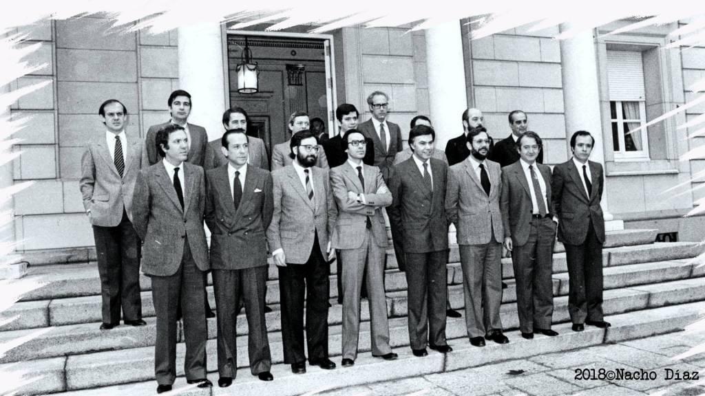 Primera legislatura de Felipe González