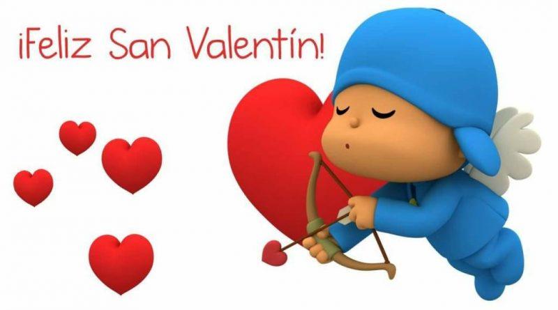San Valentín de ayer y de hoy