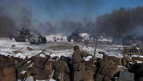 Trailer de la película Silencio en la nieve, que recrea la batalla de Krasny Bor