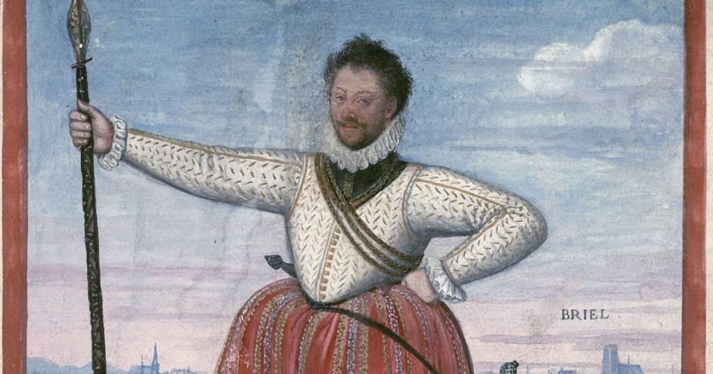 Retrato anónimo de Willem II van der Marck,