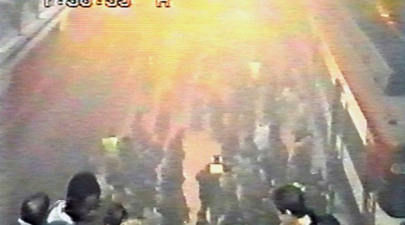11 de marzo de 2004. Entre las 07.37 y las 07.40 estallaron diez bombas