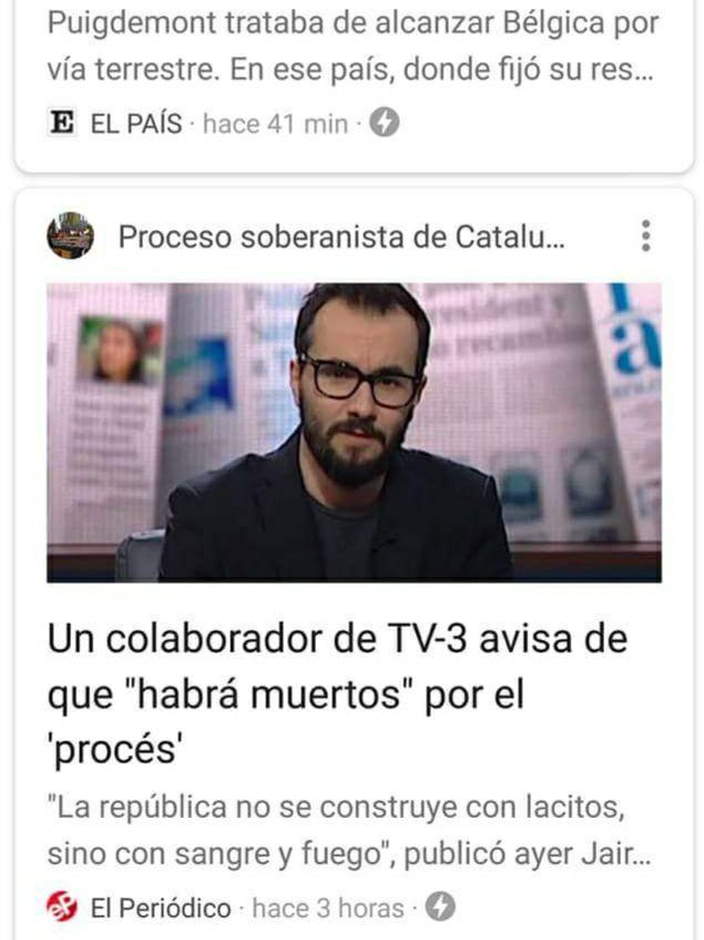 Ayer el intento de asalto a la Delegación del Gobierno en Barcelona y hoy el asalto a la Subdelegación de Gerona