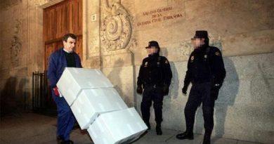 Devolverán el Archivo a Salamanca