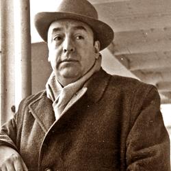 Imagen de Pablo Neruda