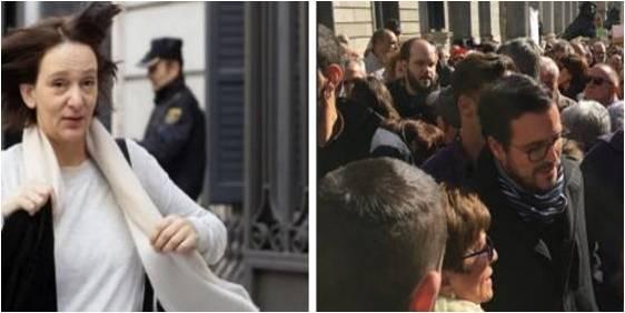 Los principios de 'Groucho Marx' de Podemos: de despreciar a los jubilados a hacerse la foto con ellos. Recuerden cuando Bescansa dijo que si no fuese por los mayores de 45 años, Pablo Iglesias sería presidente.