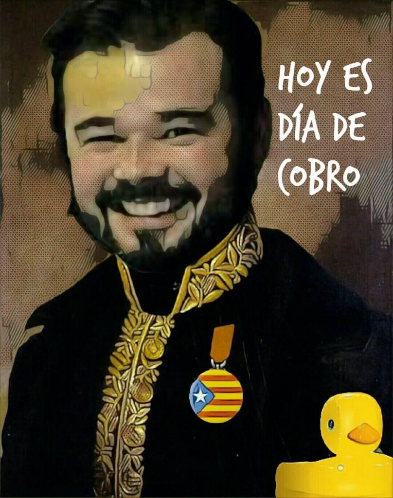 Otro mes a la buchaca por cuenta de todos los españoles