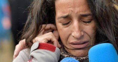 Patricia Ramírez, la madre de Gabriel Cruz,