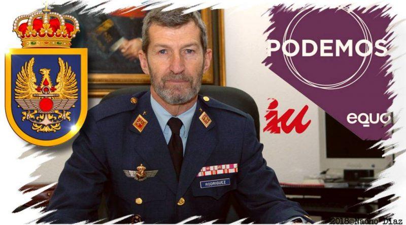 ex JEMAD de J.L. Zapatero José Julio Rodríguez Fernández