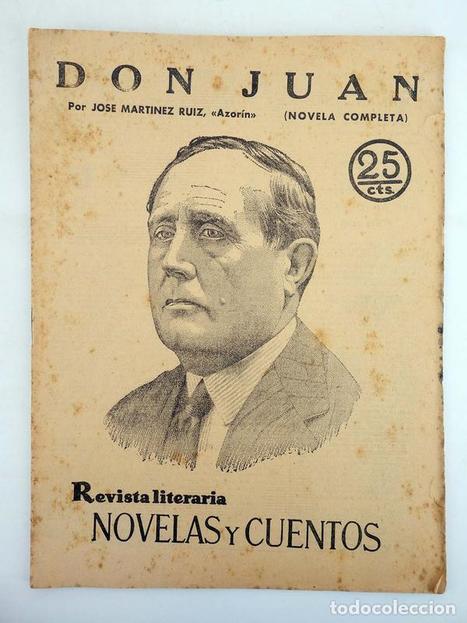 Don Juan; La Andalucía trágica. Azorín
