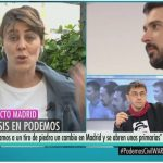 Podemos, el partido del cambio ya oye el tic tac: Lorena Ruiz-Huerta lo expone muy clarito, ¡Quítate tú para ponerme yo!