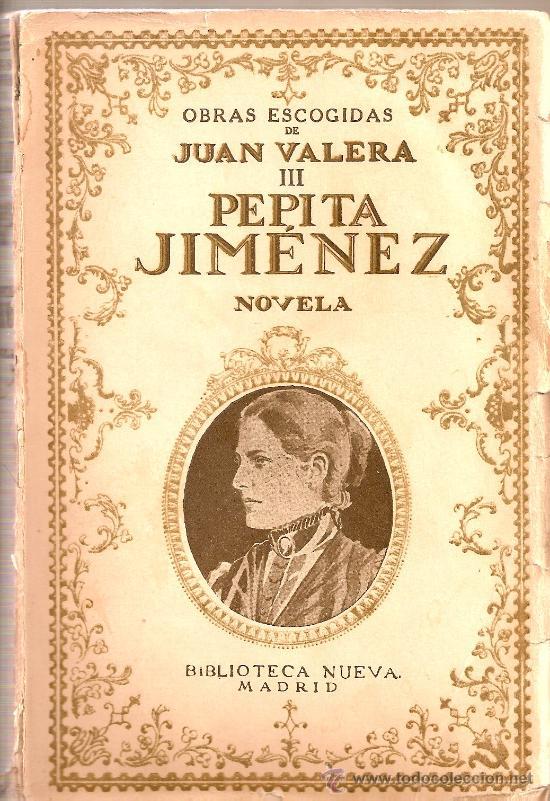 Pepita Jiménez, de Juan Valera