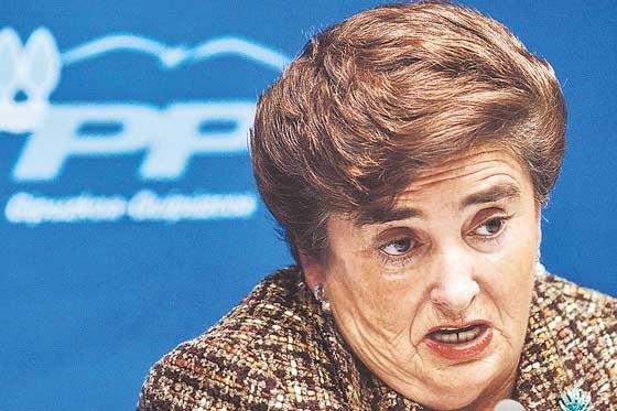 Pilar Elias, esposa de Ramón Baglietto, asesinado por ETA en 1980