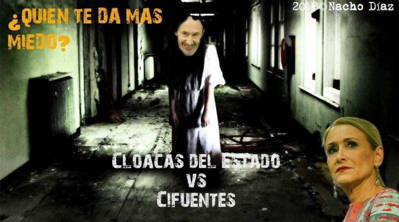 Rubalcaba vs Cifuentes
