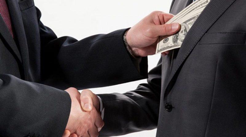 Corrupción política e institucional