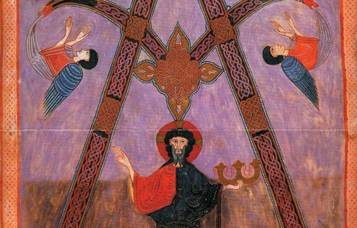 Ilustración del Apocalipsis del Beato de Liébana