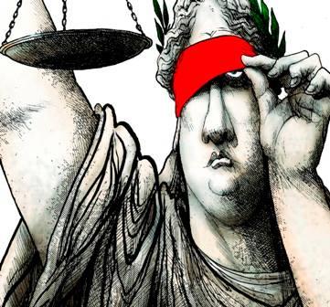 Catalá: De la justicia ciega a la justicia tuerta