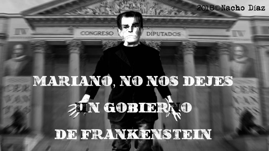 El gobierno Frankenstein