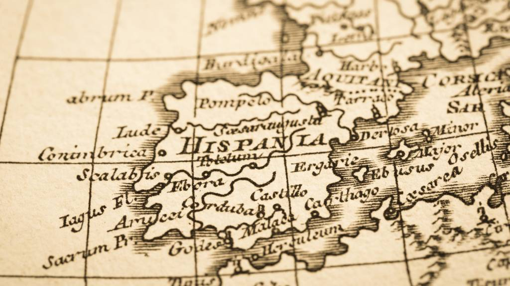 La historia de España está llena de guerras, conquistas y descubrimiento