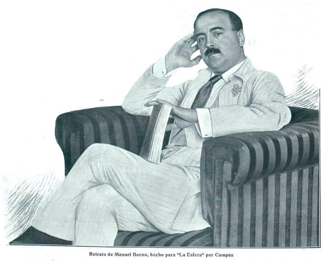Manuel Bueno Bengoechea. Biblioteca Nacional de España.