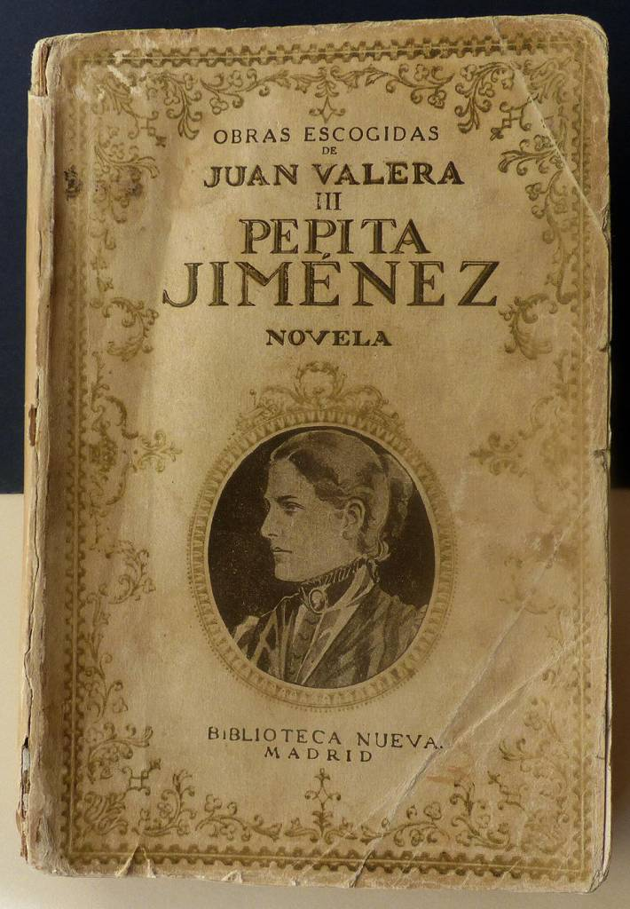 Obras escogidas de Juan Valera. Pepita Jiménez