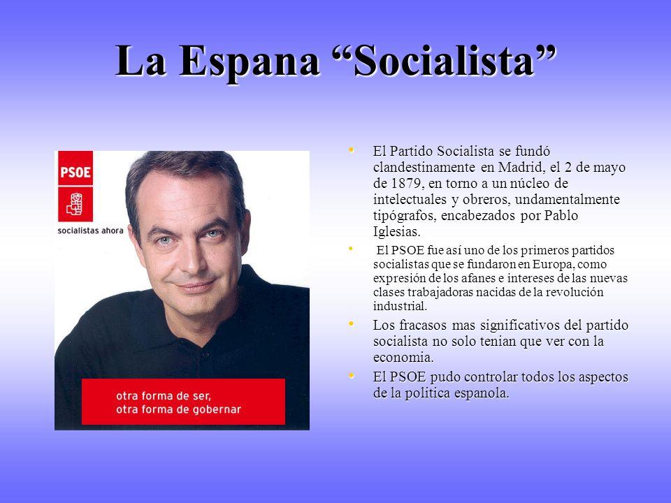Otra forma ser, otra forma de gobernar... otro lema de Zapatero