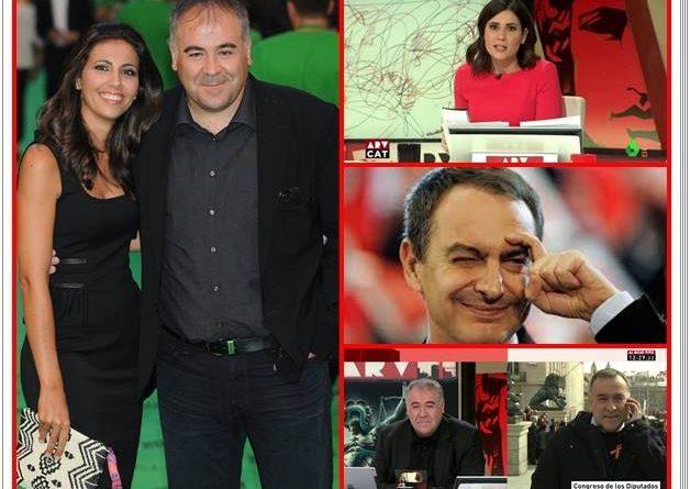 Por cierto, ni Ana Pastor, ni María LLapart fueron capaces de aprobar sus oposiciones de redactoras a RTVE
