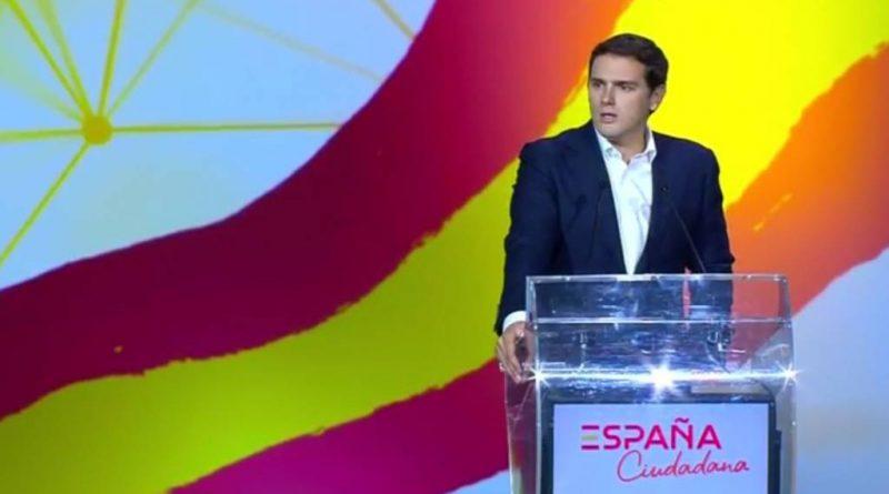 Rivera lanza 'España Ciudadana