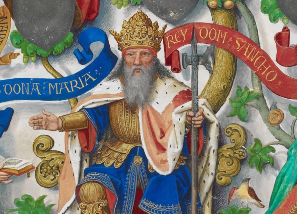 Sancho Garcés III apodado el Mayor o el Grande